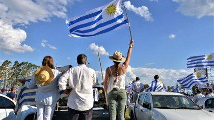 """El lunes, representantes de los sectores productivos rurales de Uruguay consideraron """"insuficientes"""" las medidas"""