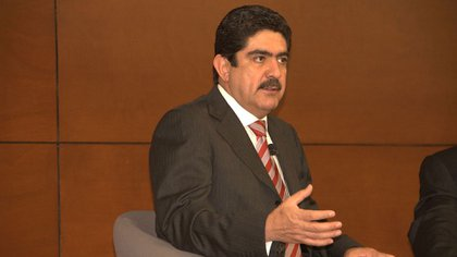 El ex panista Manuel Espino, uno de los personajes más conservadores en la política en México