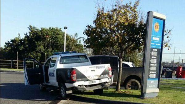 Detuvieron a dos hombres por el tiroteo en la autopista