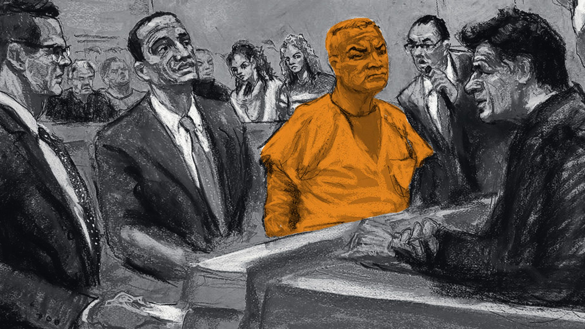 Genaro García Luna está acusado de recibir sobornos millonarios del Cártel de Sinaloa (Foto: Especial)
