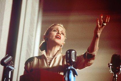 Madonna en