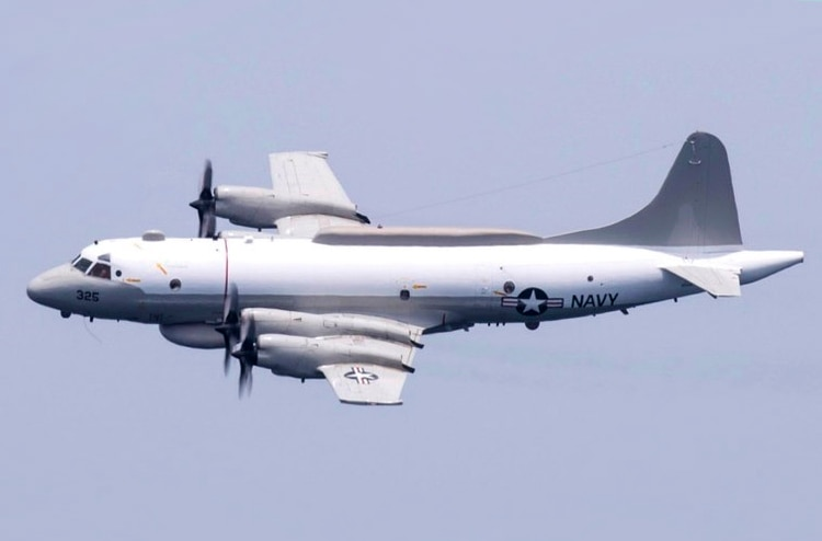 Un Lockheed EP-3E Aries II (WIkipedia)
