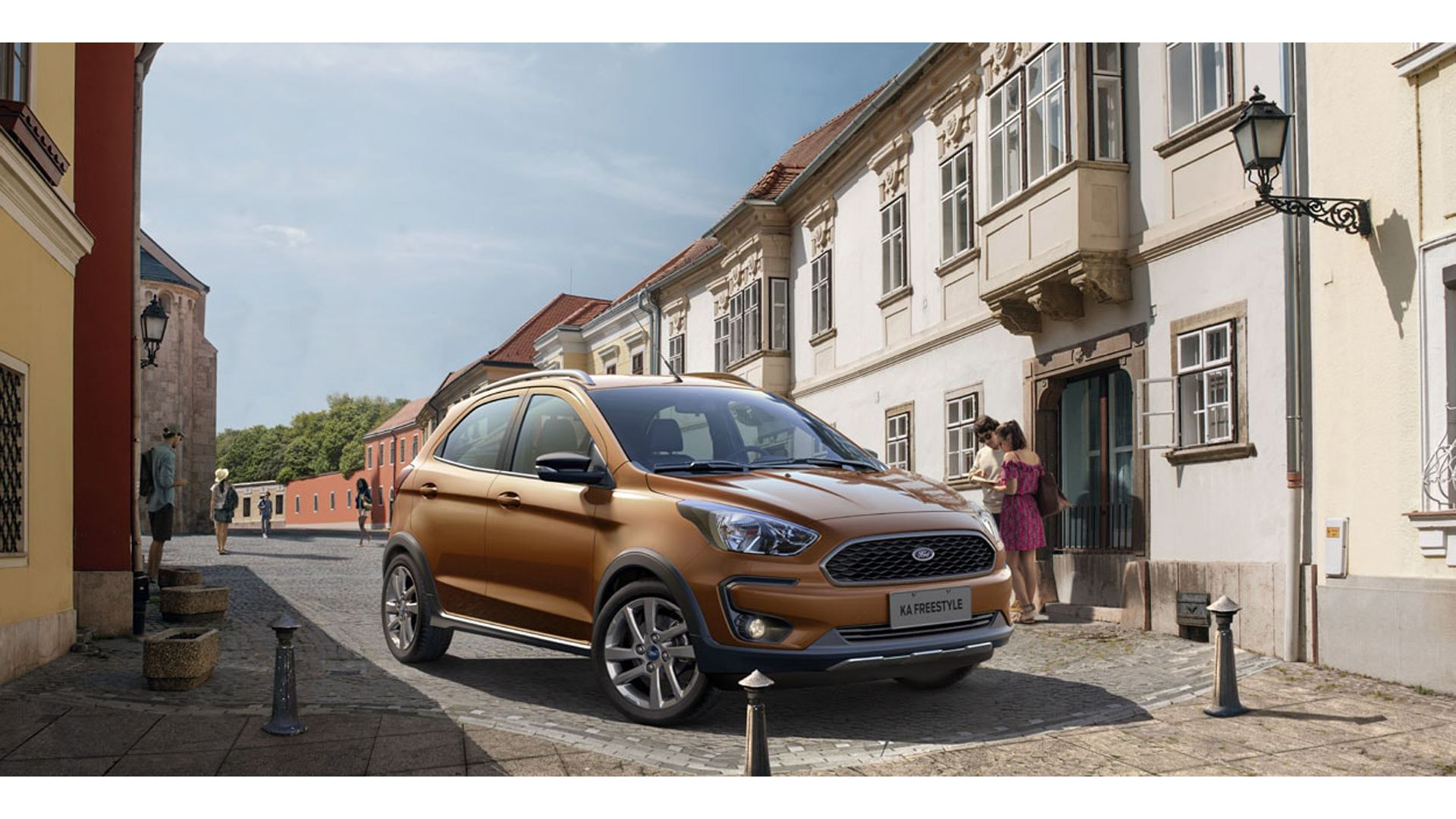 Ford Ka Freestyle - inhouse