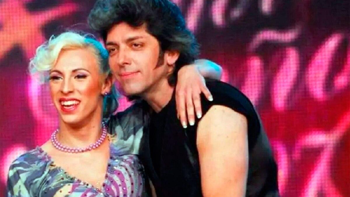 """El mensaje de despedida de Abigail Pereira, la ex compañera de Gustavo Guillén en el """"Bailando"""": """"Este hombre me devolvió las ganas de vivir"""" - Infobae"""