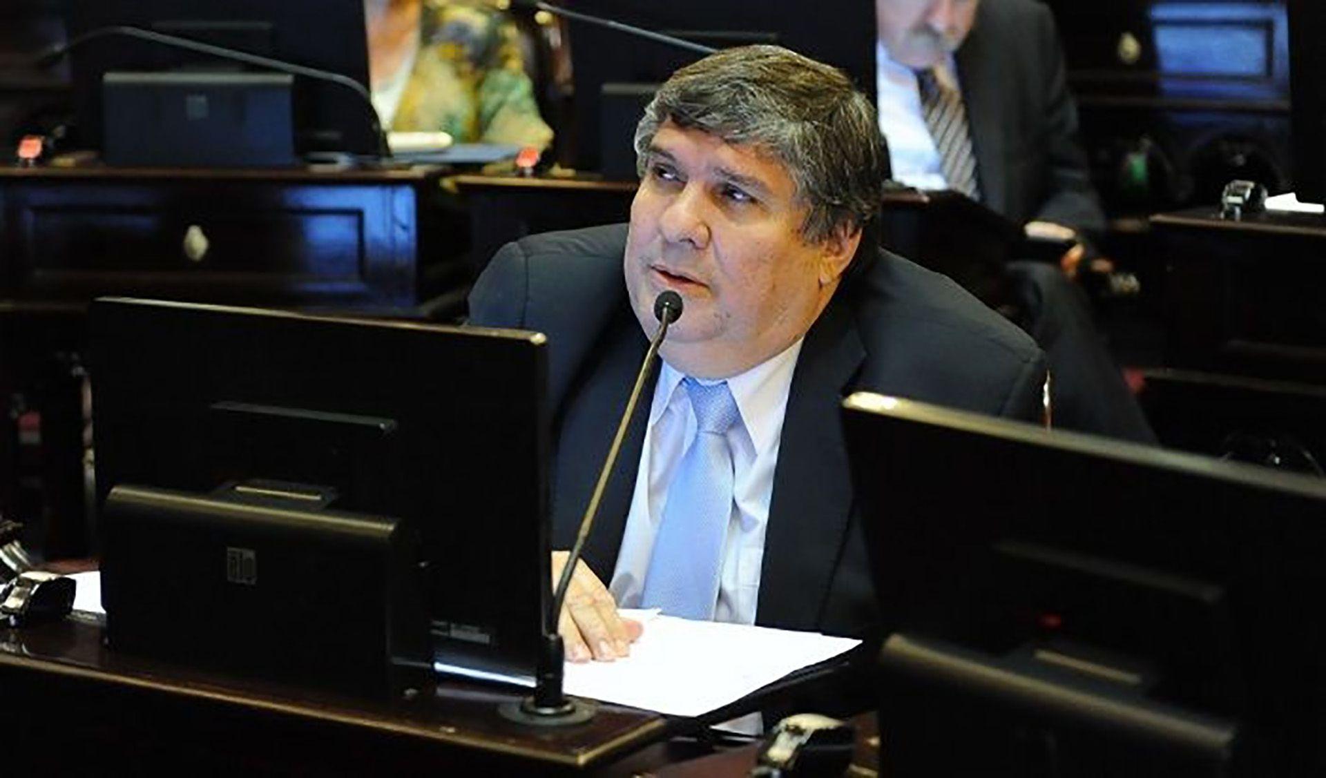 José Mayans, jefe del bloque del Frente de Todos