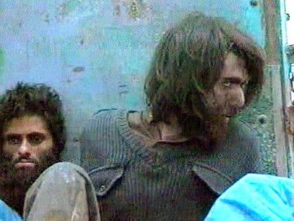 Recién capturado en Afganistán(AP Video)
