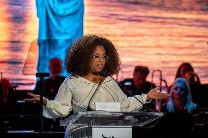 Oprah Winfrey. REUTERS/Demetrius Freeman/Archivo
