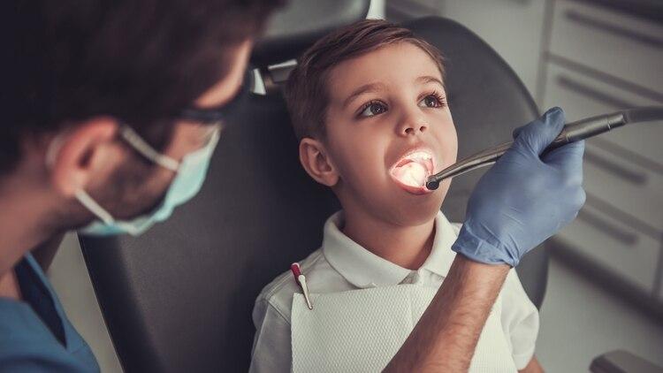 Promover en los más chicos la visita al odontólogo es importante