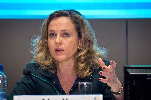 Nadia Calviño es la nueva ministra de Economía española