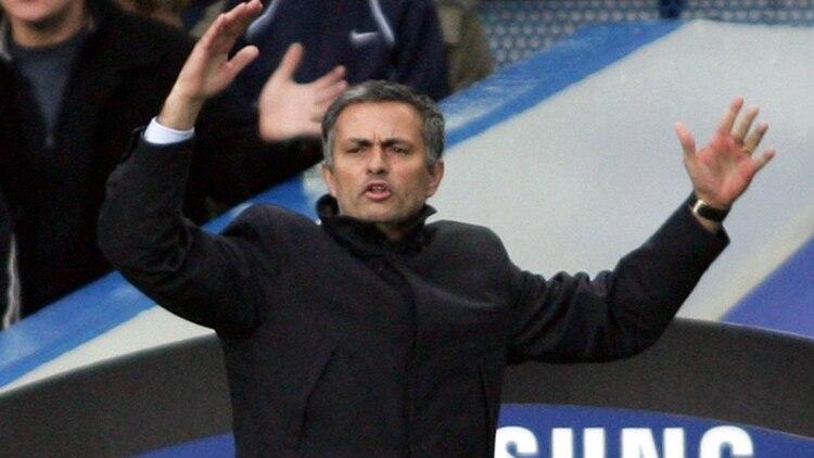 Se filtró un polémico informe de José Mourinho sobre el Barcelona en 2006