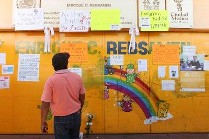 """El representante legal de los padres de las víctimas afirmó que los familiares están """"muy desgastados por el tiempo que ha sucedido para que esto vaya avanzando en la cuestión jurídica"""" (Foto: Graciela López/Cuartoscuro)"""