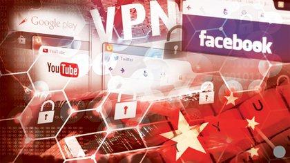 A comienzos de julio de 2017, China ordenó a los proveedores de servicios de internet estatales como China Telecom, China Unicom y China Mobile bloquear íntegramente el acceso a las VPN a partir de febrero de 2018