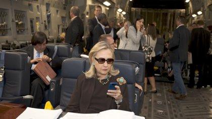 """Hillary reconoció que aceptó realizar el documental para contar su """"versión"""" de su vida"""