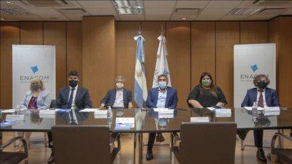 Designaron a los representantes de la oposición en los directorios del Enacom y RTA