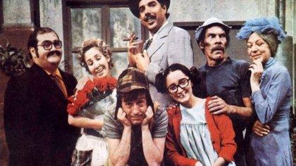 Según La Chilindrina, Gómez Bolaños puso el nombre a los personajes y los actores los crearon