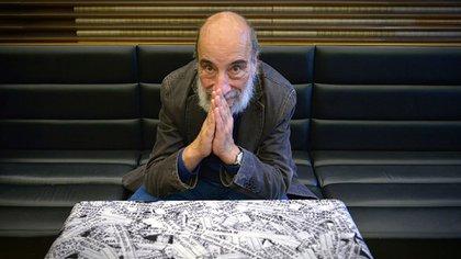 Raúl Zurita (Gustavo Gavotti)