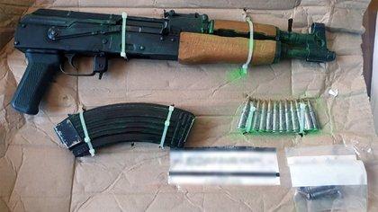 AL menos 4 integrantes de Los Talibanes ya eran investigados por un doble homicidio ocurrido en septiembre pasado (Foto: Twitter@FiscalEdomex)