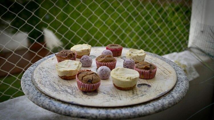 Las delicias que prepara y que comparte en su cuenta de Instagram The Food Alchimist (Gustavo Gavotti)