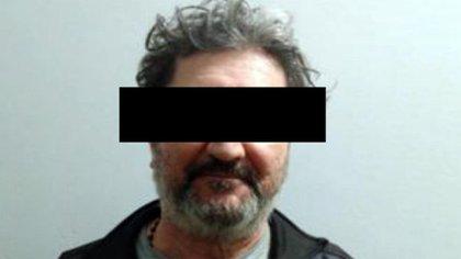 Dani, el peluquero de Villa Devoto acusado de abuso infantil.