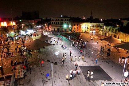 Imagen ilustrativa de la Plaza Garibaldi (Foto: Wikipedia)