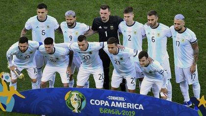 Rodirgo De Paul se convirtió en uno de los habituales convocados a la selección argentina (EVARISTO SA / AFP)