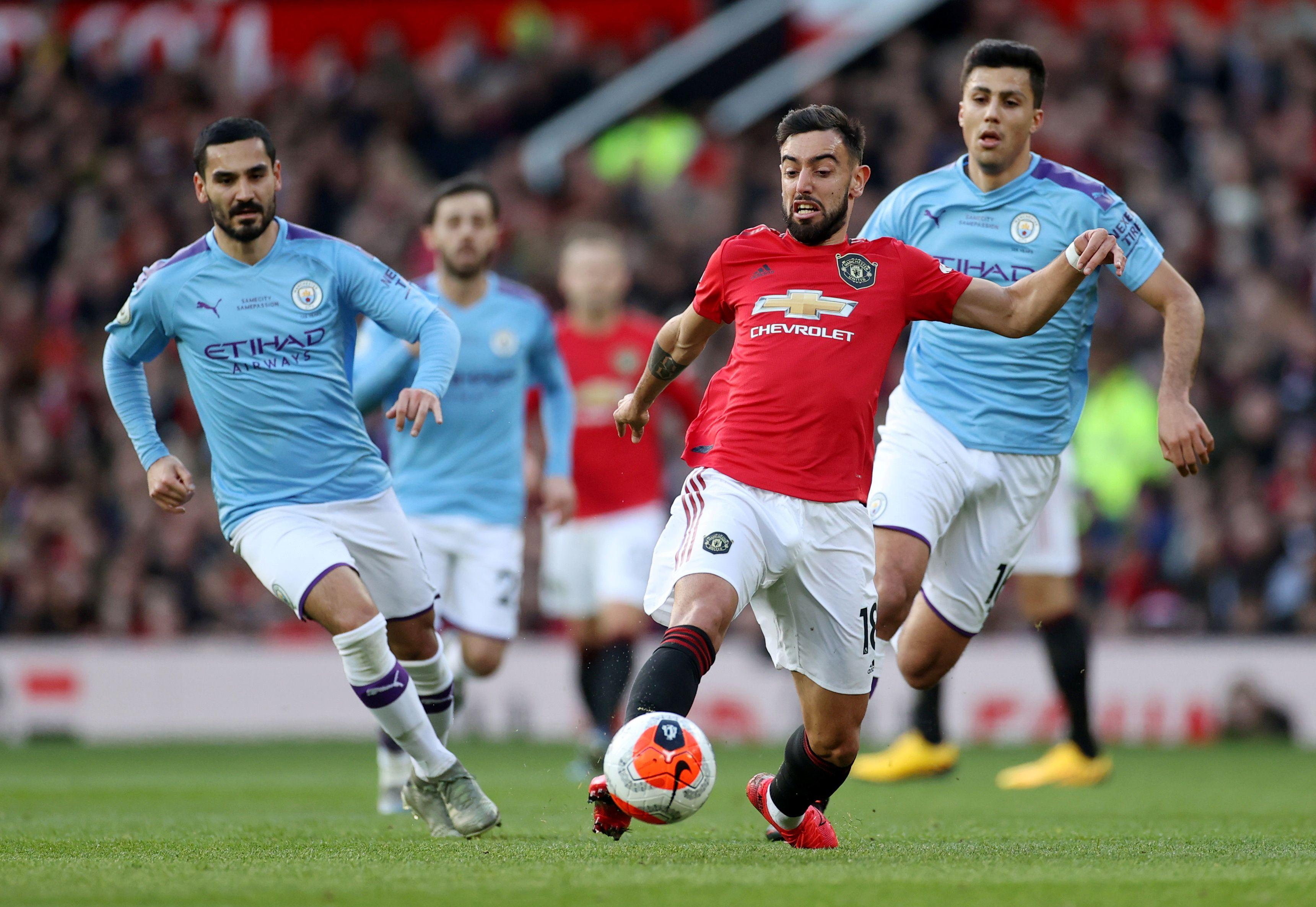 Los futbolistas de la Premier League no quieren un recorte salarial (Reuters)