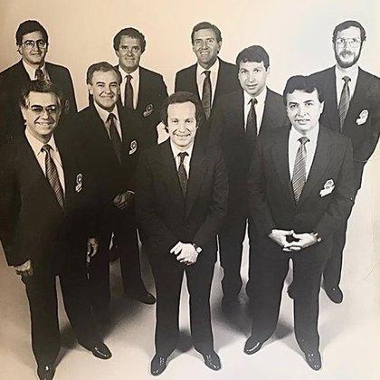 José Ramón y su equipo de cronistas deportivos solían liderar las transmisiones de Mundiales y Juegos Olímpicos en México (IG: joseramonfernandeza)
