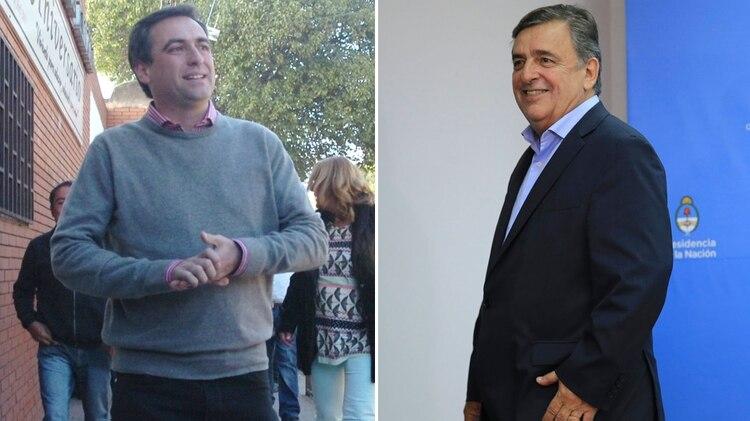Ramón Mestre y Mario Negri irán por separado en Córdoba