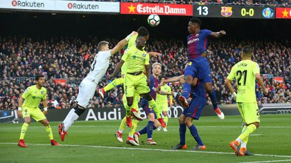 Yerry Mina (Reuters)