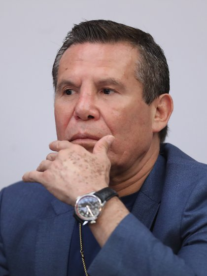 Julio César registró su primer derrota el 29 de enero de 1994 (Foto: EFE /Mario Guzmán)