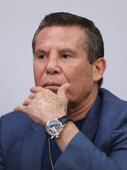 la trayectoria de Julio César Chávez destaca que multicampeonatos en el CMB (Foto: EFE /Mario Guzmán)