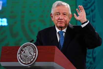 """El presidente López Obrador aseguró que el padrón se creó por motivos de """"seguridad"""" y no es nada más que eso (Foto: Daniel Augusto/ Cuartoscuro)"""