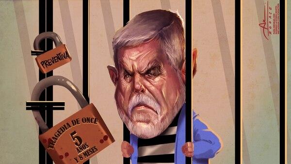 Esta es la primera condena para De Vido, que estaba preso de manera preventiva por una causa de corrupción