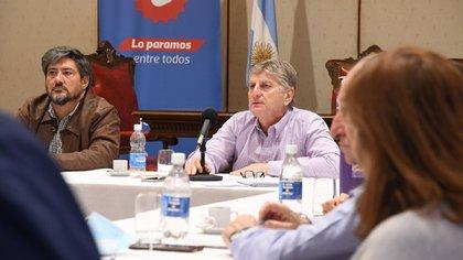 Sergio Ziliotto, gobernador de La Pampa, autorizó aumentos a partir de noviembre