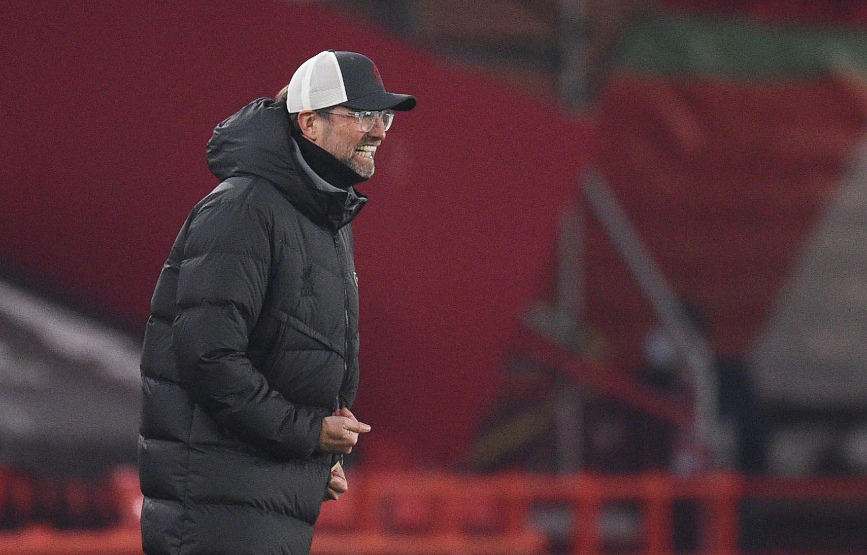 Klopp espera que Reino Unido flexibilice sus medidas para no perder por diez días a algunos de sus futbolistas (Reuters)