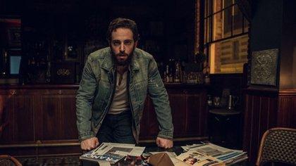El actor Zach Avery (Shutterstock)