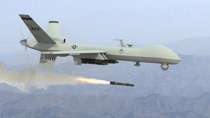Dron Militar (Foto: Archivo)