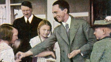 Sus Diarios, con sus decenas de miles de páginas, escritas a lo largo de más de dos décadas son un documento de la vida interna en la corte de Hitler (Historia/Shutterstock)
