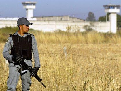 La cárcel federal de Puente Grande, el lugar donde se habría reunido el Chapo Guzmán con un agente de la DEA (Foto: REUTERS/Bernardo De Niz)