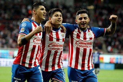 Chivas se mantiene con esperanzas de avanzar a la Liguilla, aunque depende de otros equipos para poder conseguirlo (Foto: Archivo)