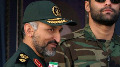 Murió de un ataque al corazón el número dos de la Guardia Revolucionaria de Irán, involucrado en el atentado a la AMIA