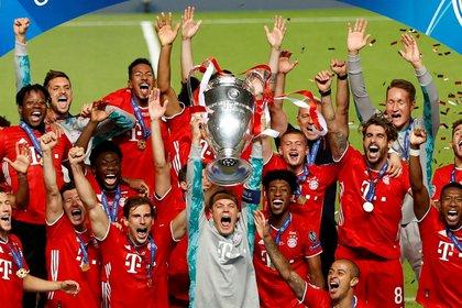 Bayern Munich participará como campeón de la última edición de la Champions League (REUTERS/Matthew Childs/Pool/File Photo)
