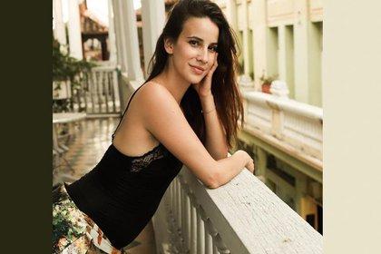 Laura interpretará a Gaviota en la nueva versión de la telenovela.  @londonotlaura Instagram