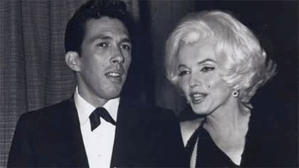José Bolaños y Marilyn Monroe se conocieron mientras la actriz buscaba unos muebles (Foto: Captura de pantalla/YouTube)