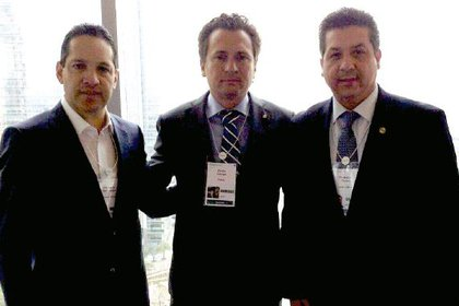 El gobernador de Querétaro descalificó las acusaciones que lo señalan como una de las personas que recibió sobornos (Foto: Especial)