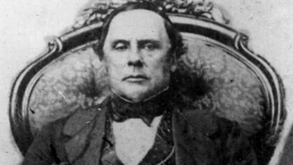Justo José de Urquiza fue el primer presidente constitucional de la Argentina