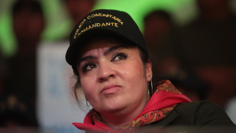 Nestora Salgado (Foto: especial)