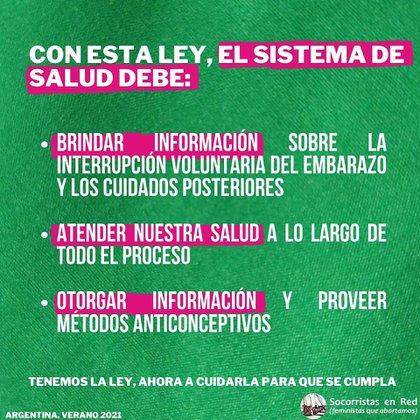 Es funamental que los sistemas de salud prescriban y coloquen  métodos anticonceptivos después de la atención post aborto.
