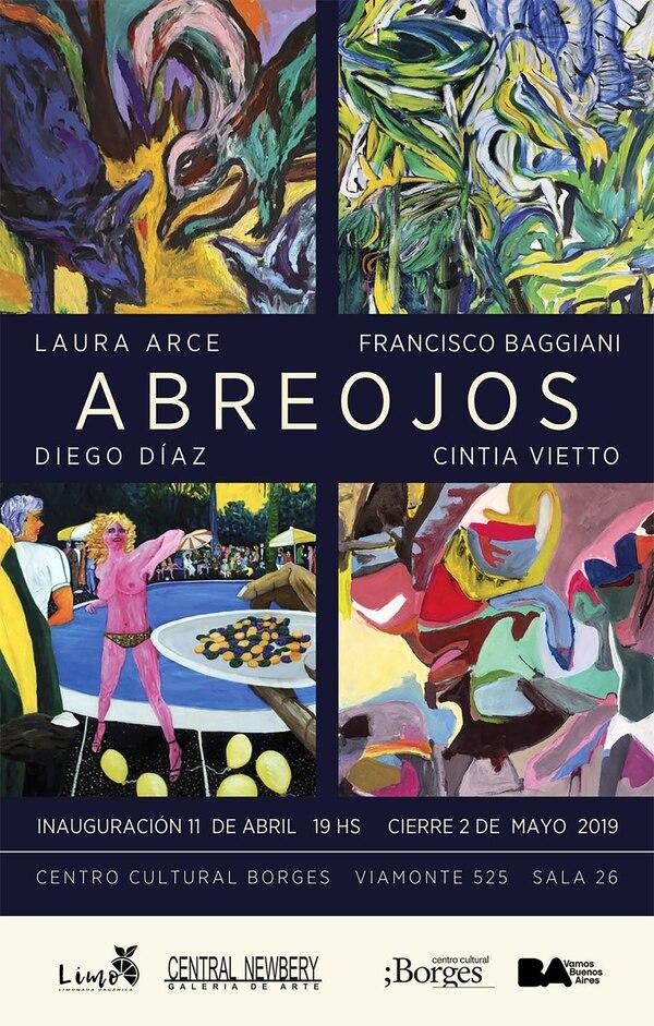 Resultado de imagen para Se inaugura en el Borges Abreojos