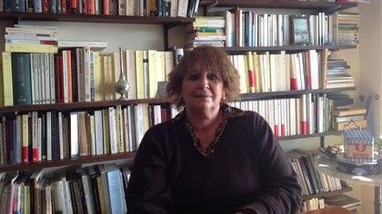 Tabita Peralta Lugones se fue de la Argentina cuando tenía 20 años: Barcelona, París, lejos del tormentoso mundo que le resultaba su país natal